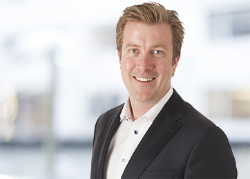 Kjell-Fredrik Kristiansen, Senior Manager, Audit and assurance