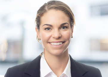Helene Hval, Senior Manager, Tax and Legal