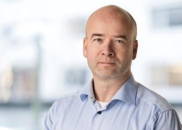 Bilde av Tom Aleksandersen, kontorleder ved BDO i Trondheim