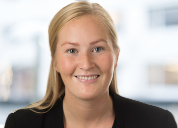 Berit Foss Presthus , Associate, Tax and legal