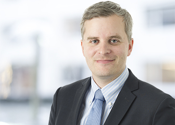 John Giæver, Senior Manager, Advisory