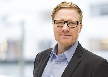 Snorre Nævdal , Head of Innovation, IT