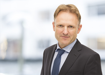 John Christian Løvaas  , Partner, Audit and assurance